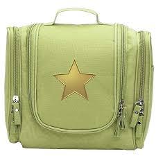 pink sky star nice makeup bag for women s