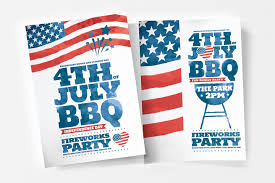 4th Of July Poster Template In Psd Ai Vector Brandpacks