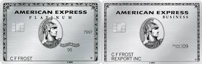 American Express Card Comparison Chart Amex Consumer Vs Business Platinum Card Benefit Comparison