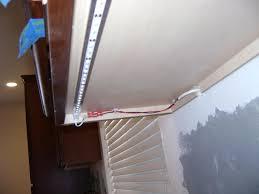 Light Under Kitchen Cabinet Under Cabinet Light Rail Molding Best Home Furniture Decoration