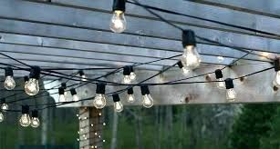 How To Hang String Lights In Backyard Without Trees Mesmerizing How To Hang String Lights Hooks To Hang String Lights Indoors