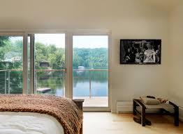 A Small Lake House Contemporary Bedroom Burlington By Susan Classy Burlington Bedrooms
