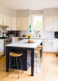 Kitchen Remodel Budget White Kitchen Remodel Our White And Gray Kitchen On A Budget