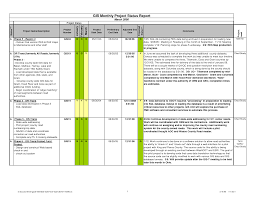 project report template excel template project report template excel