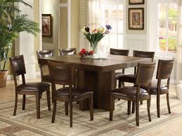 square glass dining table. 8 Chair Dining Table Set Beautiful Square Glass Room For Home Decoration Ideas L