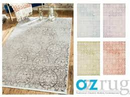 faded fl asian inspired oriental style light soft cozy area rug