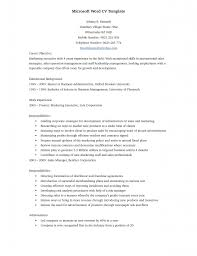 resume template doc template resume templates professional profile template word doc resume
