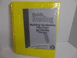 Houghton Mifflin Reading Grade 2 Building Vocabulary Flip