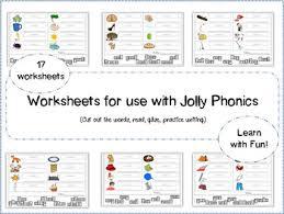 Click here for a teacher and parent guide. Jolly Phonics Worksheets Teachers Pay Teachers