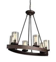 6 light bronze chandelier park 6 light inch oil rubbed bronze chandelier ceiling light sfera 6