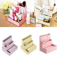 cosmetic organizer clear diy makeup drawers holder case box jewelry storage in storage bo bins from home garden on aliexpress com alibaba group