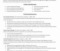 Project Management Resume Example Project Manager Resume Examples Inspiration Format For Experienced 55