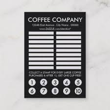 Discount Punch Card Coupon Discount Business Cards Business Cards 100