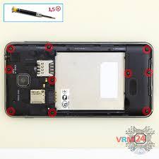 ? How to disassemble LG Optimus F5 P875 ...