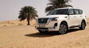 2020 Nissan Patrol Launched In The Middle East Uae