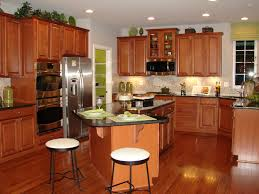 Cherry Or Maple Cabinets Ryan Homes Cognac Kitchen Cabinets Avalon Model For The Home