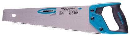<b>Ножовка по дереву</b> Gross Piranha 24109 <b>400 мм</b> — купить по ...