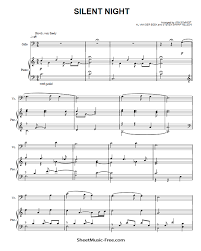 Get the free music at our website: Silent Night Sheet Music The Piano Guys Sheetmusic Free Com