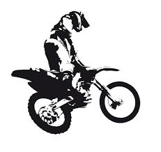 Kleurplaat Motorcross Motocross Aufkleber Ktm Husqvarna Sticker Cm