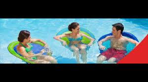 Swimways Spring Float Papasan Pool Chair Light Blue Lime Swimways Spring Float Papasan Mesh Float For Pool Or Lake Lime Dark Blue