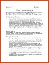 format of a personal statement resumetem format of a personal statement high school personal