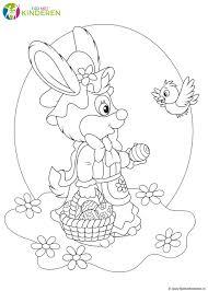 25 Zoeken Paashaas Met Eieren Kleurplaat Mandala Kleurplaat Voor