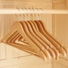 get quotations tea master grade wood hangers wooden coat rack for hanging clothes seamless clothes rack wooden clothes