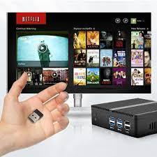 G302IR 2KEY 2.4GHz Chuột con quay hồi chuyển điều khiển từ xa Voice 6 trục Con  quay hồi chuyển Micrô Điều khiển từ xa IR cho Android TV Box