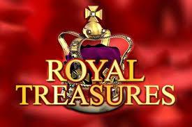 Лучшие игровые автоматы онлайн - Королевские сокровища