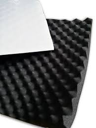 Egg Crate Design Soomj Sound Proof Padding Soundproofing Foam Acoustic