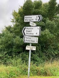 morton bagot warwickshire england
