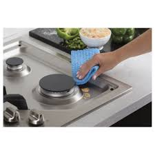 gas cooktop with griddle. GE Cafe 36\ Gas Cooktop With Griddle