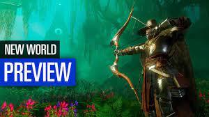 New World   PREVIEW   Die ersten Stunden - Wir haben das Amazon-MMO  angespielt! - YouTube