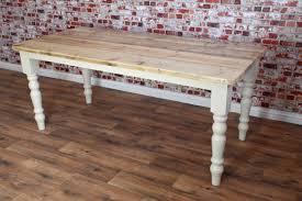 rustic reclaimed wood dining table uk scrub top stripped pine reclaimed wood kitchen dining table rusti
