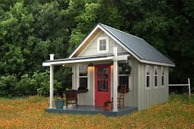 cost of building a tiny house. Building A Tiny House? Kanga-studio-country-cottage-wildflowers Cost Of House