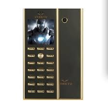 Slim Small Mini Credit Card <b>Luxury Metal</b> Body Dual SIM GSM ...