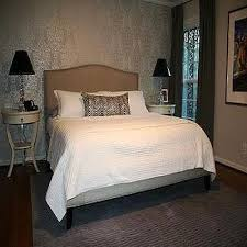 Small Picture Wallpaper Accent Wall Bedroom