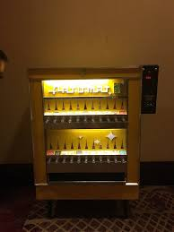 Vending Machine Ate My Money Magnificent A Repurposed Cigarette Machine That Now Vends Small Pieces Of Art