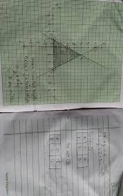 Draw The Graph Of 2x Y 6 And 2x Y 2 0 Shaded The Region Bounded By
