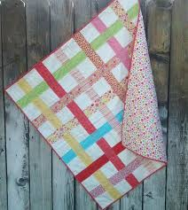 Quick Baby Quilt Patterns 1000 images about quilting quilt as you ... & Quick Baby Quilt Patterns 1000 images about quilting quilt as you go on  pinterest Adamdwight.com
