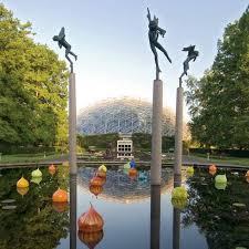 missouri botanical garden tram tour