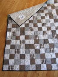 72 best images about PATCHWORK on Pinterest | Baby quilts, Block ... & Love these colors ~ Quilt from shirts and shirting fabric ~ ThePinCushion  on Etsy Adamdwight.com