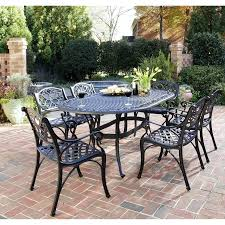 patio ideas cast aluminum patio furniture made in canada 60 round rh pour info