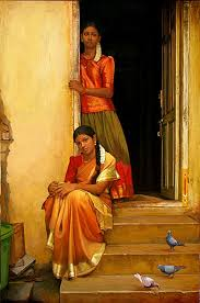 amazing oil painting by south indian legend ilaiyaraaja 23