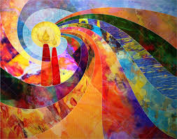 Art Pieces Image Result For Modern Texture Art Pieces In Primary Colors