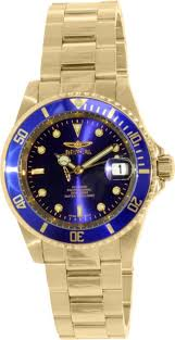 invicta men s pro diver 8930ob gold stainless steel automatic view 1 invicta men s pro diver 8930ob gold stainless steel automatic watch