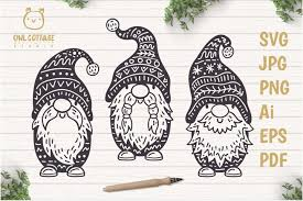 30 gnome vectors & graphics to download gnome 30. Free Svgs Download Scandinavian Gnomes Svg Gnome Clipart Tomte Free Design Resources