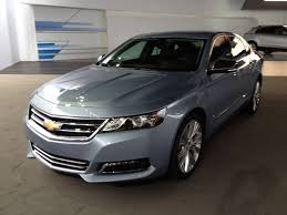 New Chevy Impala Design Chevrolet Impala Miles