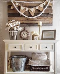 Decorating For Entrance Ways Entryway Pallets Olive Bucket Rustic Decor Neutral Decor
