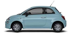 Fiat 500 Colour Chart New Fiat 500 Colours Overview Eden